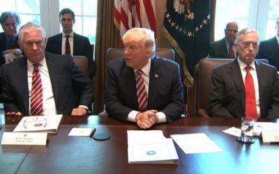 [Read at CNN] Cabinet members give Trump unusual tribute