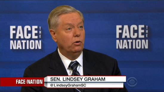 [Watch at Crooks and Liars] Lindsey Graham: Trump Could Be First President To 'Go Down' Because He Can't Keep Quiet