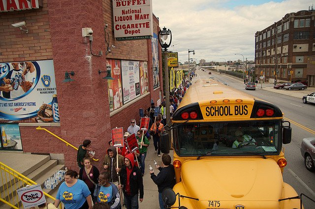 """School Vouchers Are a """"False Road,"""" and There's Data to Prove It (The Progressive)"""