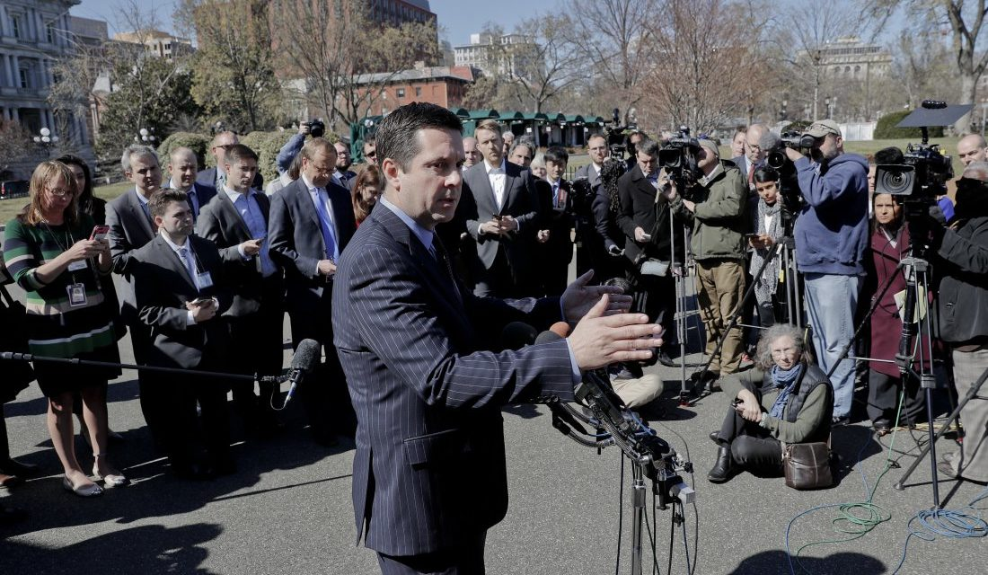 White House Defends Devin Nunes' Decision to Brief President Trump on Intelligence Intercepts (Time)