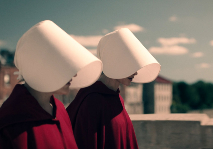 "[Read at In These Times] Hulu's Brilliant Adaptation of ""The Handmaid's Tale"" Says More About Our Present Than Our Future"