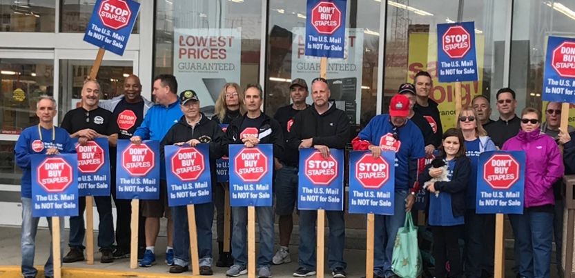 [Read at Labor Notes] How We're Surviving Right to Work: Boston Postal Workers Use Grievances to Build the Union