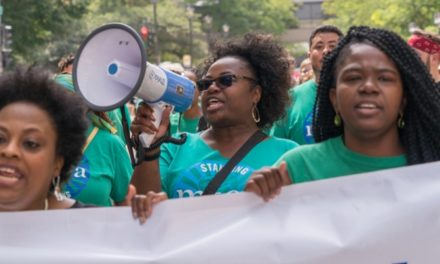 [Read at Labor Notes] How We're Surviving Right to Work: Conversations Are the Building Blocks for Milwaukee Teachers