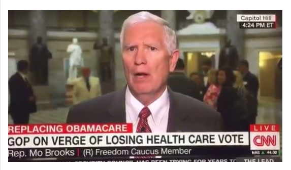 "[Read at Americablog News] GOP Congressman: People With Pre-existing Conditions Lead ""Bad"" Lives"