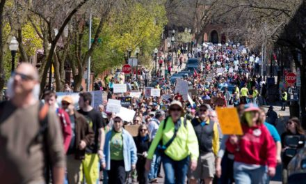 [Read at The Progressive] Marching For Science In Madison