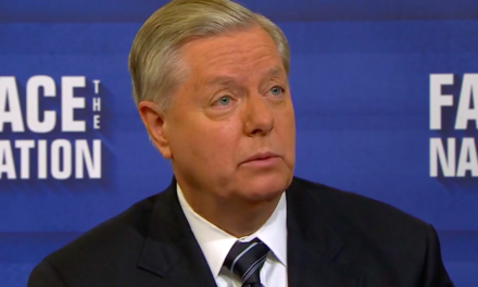 "[Read at Shareblue] Trump ally Lindsey Graham: Trump ""betraying democracy"" if he doesn't punish Russia"