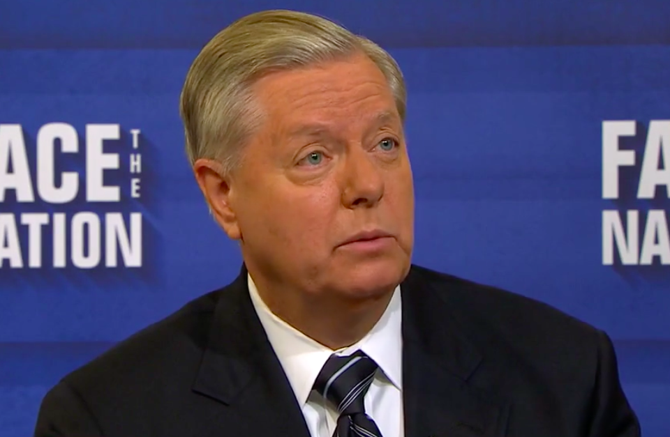 """[Read at Shareblue] Trump ally Lindsey Graham: Trump """"betraying democracy"""" if he doesn't punish Russia"""