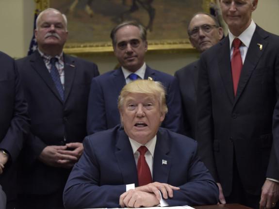 [Read at FiveThirtyEight] Trump Probably Won't Defy Midterm Gravity