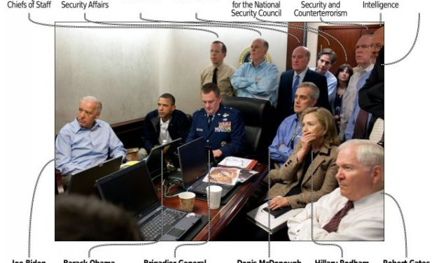 [Read at Americablog News] Why Were Bannon, Kushner, Miller, Ross, Spicer In Situation Room Syria Briefing?