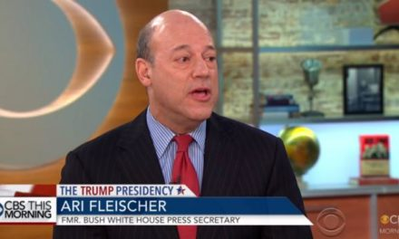 [Read at Crooks and Liars] Ari Fleischer's Eternal Shriek To Trump