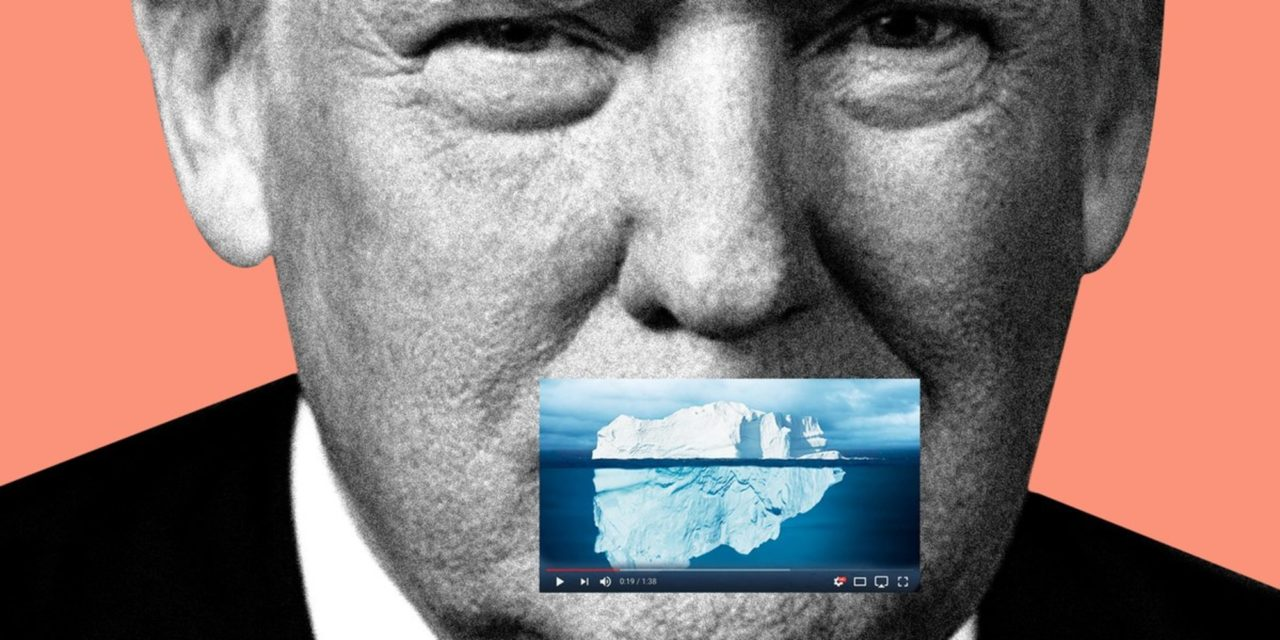[Read at Axios] Trump's Climate Denial And The Power Of Media