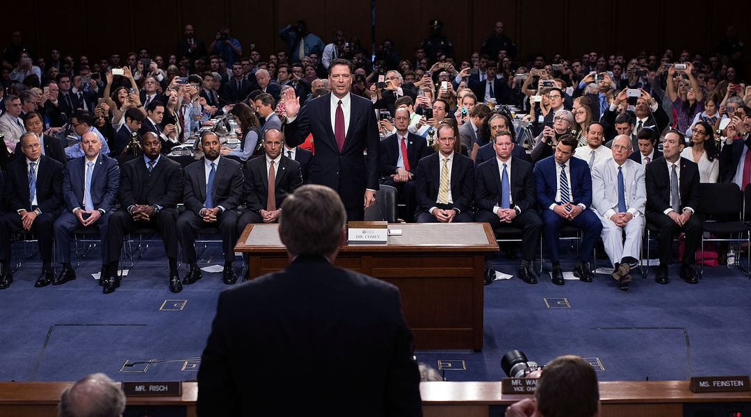 [Read at Vox] To Republicans, the winner of the Comey hearing was Donald Trump