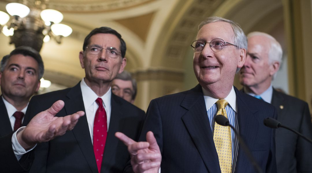 [Read at Vox] Senate Republicans are closer to repealing Obamacare than you think