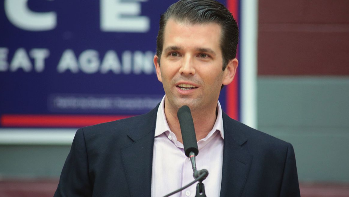 [Listen at Media Matters] Sean Hannity invites Donald Trump Jr. to smear James Comey after Senate testimony
