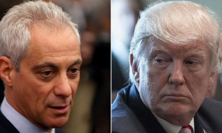 [Read at Chicago Tribune] Chicago City Council comes out against Trump idea of Muslim registry