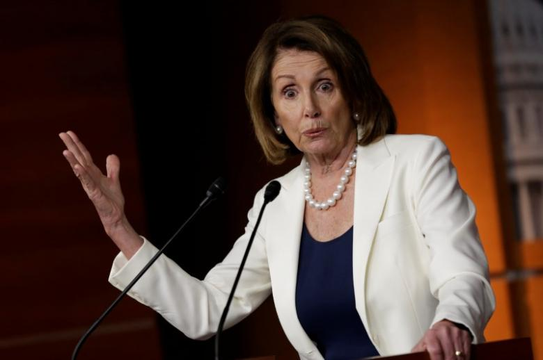 [Read at Reuters] Pelosi says she hopes U.S. debt ceiling will be raised without debate