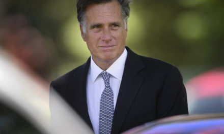 [Read at Talking Points Memo] Report: Biden Urges Romney To Run For Senate