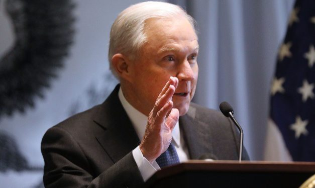 [Read at Bipartisan Report] Jeff Sessions Just Ruined Trump's Monday With Abrupt Testimony Announcement