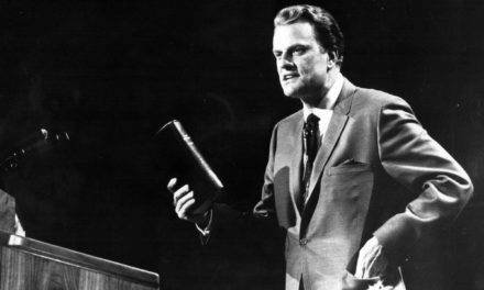 [Read at The Daily Beast] How Billy Graham Mainstreamed Evangelicals