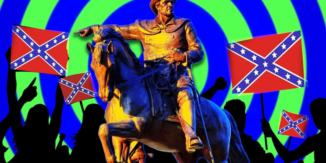 [Read at the Daily Beast] Texas Conservatives Fall for Anti-Antifa Hoax