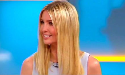 [Read at The Daily Beast] Ivanka Spins Alternate Reality on 'Fox & Friends'