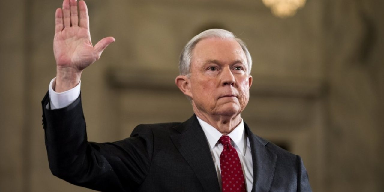 [Read at The Washington Post] Why Jeff Sessions's testimony on Russia is so important
