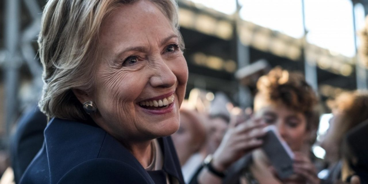 [Read at The Washington Post] How Attitudes About Gender May Have Helped Hillary Clinton In 2016