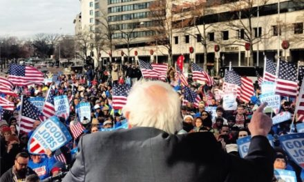 "[Read at In These Times] Resister's Digest: Bernie Sanders Launches ""Fight Back"" Tour Against Trumpism"