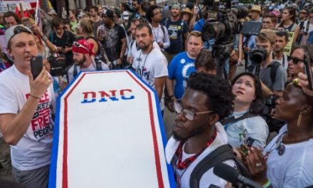 [Read at In These Times] In Its Defense Against Fraud Suit From Bernie Supporters, The DNC Just Dug Itself Into An Epic Hole