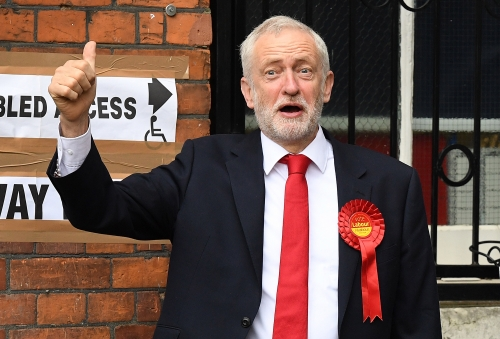 [Read at In These Times] How Jeremy Corbyn Pulled Off One of the Biggest Upsets in Modern Political History