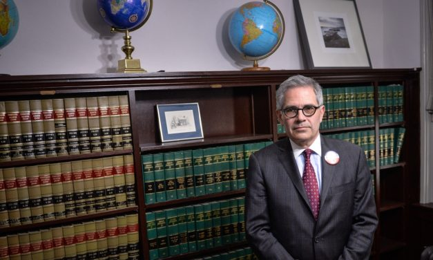 [Read at The Intercept] Meet Philadelphia's Progressive Candidate for DA: An Interview with Larry Krasner