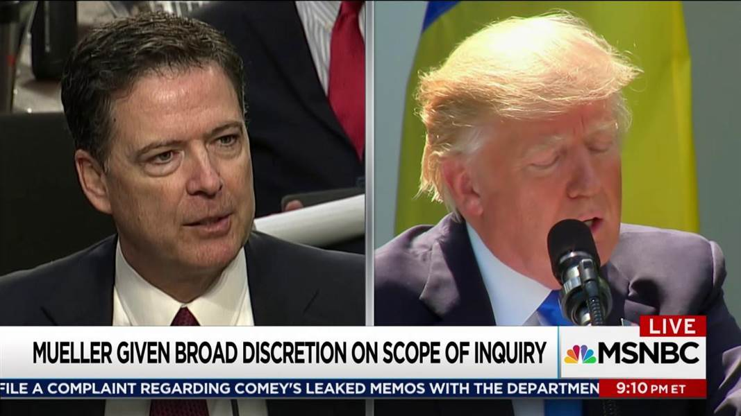 [Watch at MSNBC] Senate Judiciary set to probe Trump obstruction