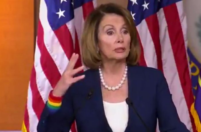 [Read at Politicus USA] Nancy Pelosi Demolishes Job Loser Trump As She Questions His Fitness For Office