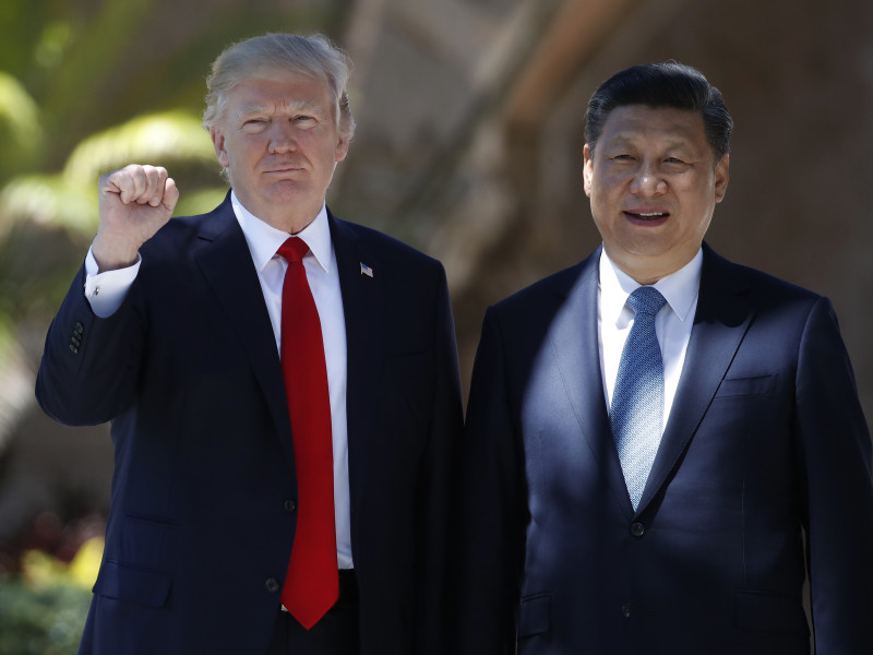 Trump Thanks Chinese President For Visit, U.S. Military For Syria Attack (Talking Points Memo)
