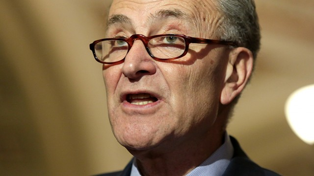 [Read at The Hill] Schumer: Trump needs to 'step up to the plate'