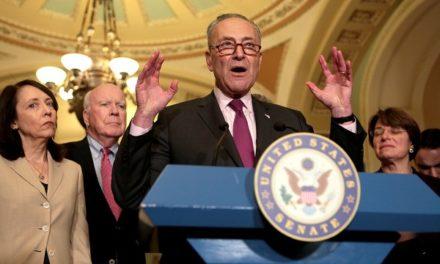 [Read at The Hill] Schumer invites Trump to testify before Senate