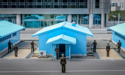 [Read at Shadowproof] Who Benefits From Increased Tensions In North Korea?