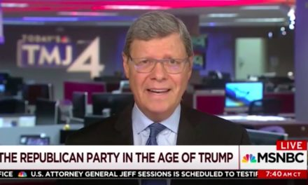 [Watch at Mediaite] Charlie Sykes: Trump GOP Like 'Invasion of The Body Snatchers'
