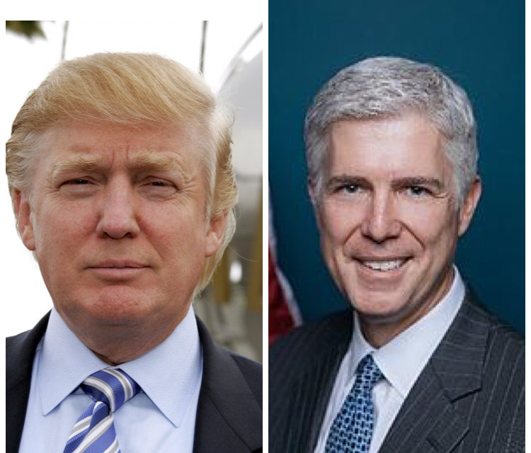 Why Justice Gorsuch Would Declare Trump's Syria Strikes Unconstitutional (Law Newz)