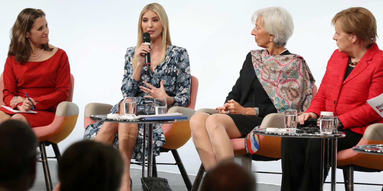 [Read at Americablog News] O'Reilly Replacement Makes Sexist Joke About Ivanka Trump On The Air