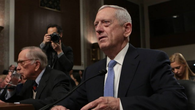 [Read at The Hill] Mattis turned down White House calls to go on 'Fox & Friends': report