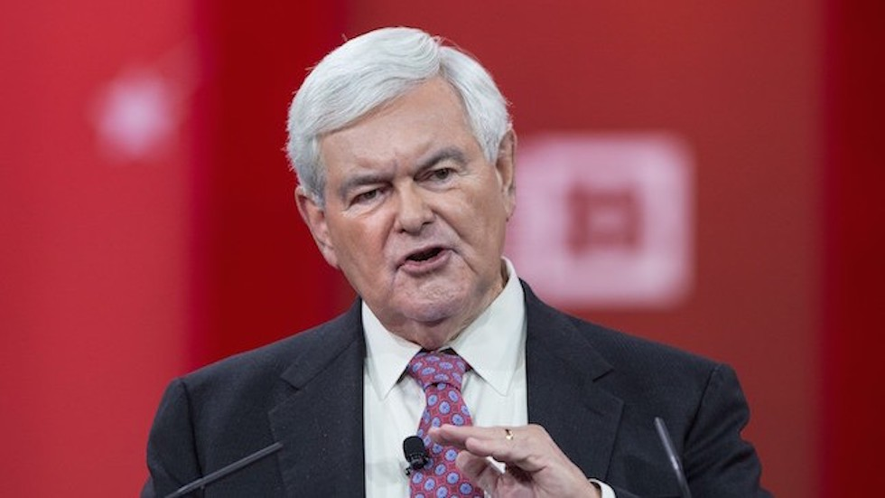 [Read at The Hill] Gingrich: Time to rethink special counsel Mueller