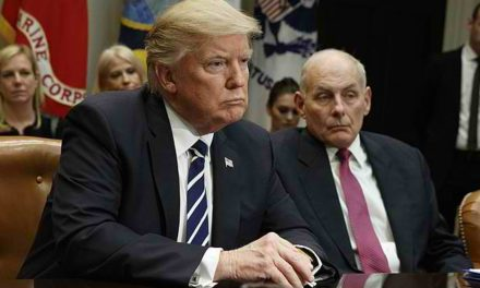 "[Read at Salon] John Kelly The ""Grownup""? Forget It — Homeland Security Chief Turns Out To Be Another Trump Zealot"