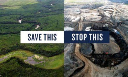 Trump Restarts Keystone XL Fight, Not the Tar Sands Pipeline (Common Dreams)