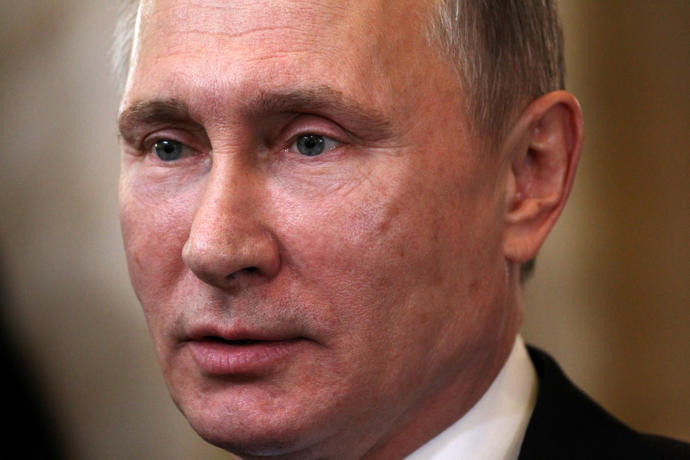 Putin Starting to Wonder If His Puppets Are Smart Enough to Pull This Off (Borowitz Report)