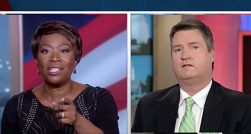 Joy Reid goes off on GOP pundit blaming Democrats: Remember 'I alone can fix it'? (Raw Story)