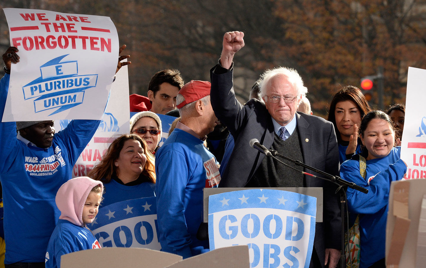 Bernie Sanders Is Going to Mississippi to March With Workers This Weekend (The Nation)