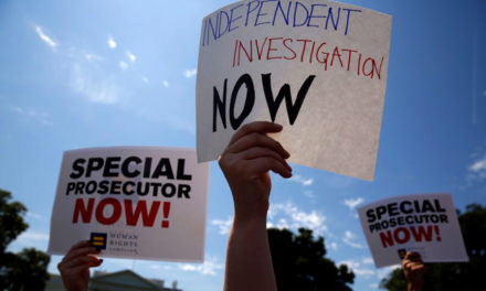 [Read at The Nation] The Senate Must Demand an Independent Special Prosecutor